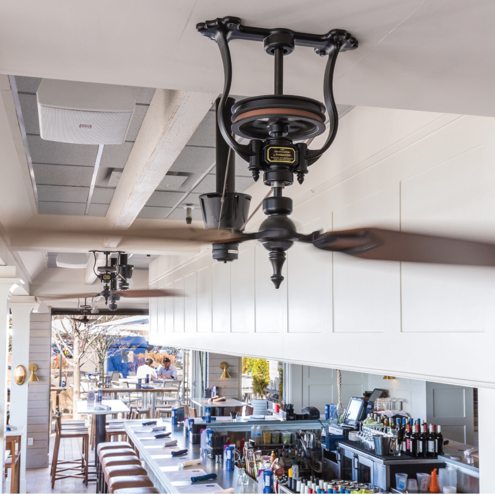Vintage style ceiling fans bring charm to cov in wayzata vintage fan mozeypictures Gallery
