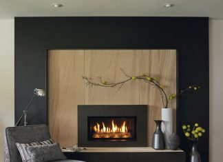 Shelter Architecture Fireplace