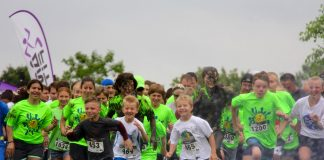 Minnetonka mud run