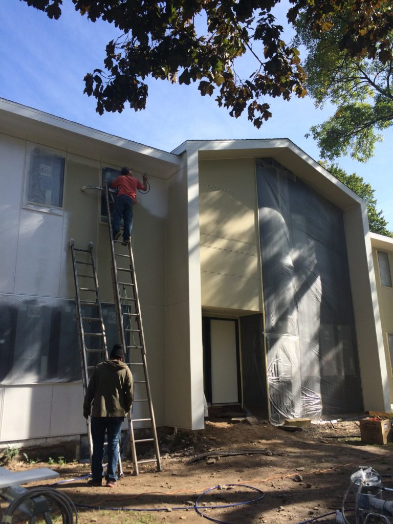 Green-Grossfield Project Exterior