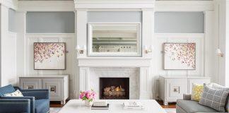 Martha O'Hara Interiors living room