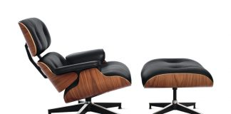 Eames Chair by Design Within Reach.
