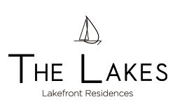 logo for the lakes apartments