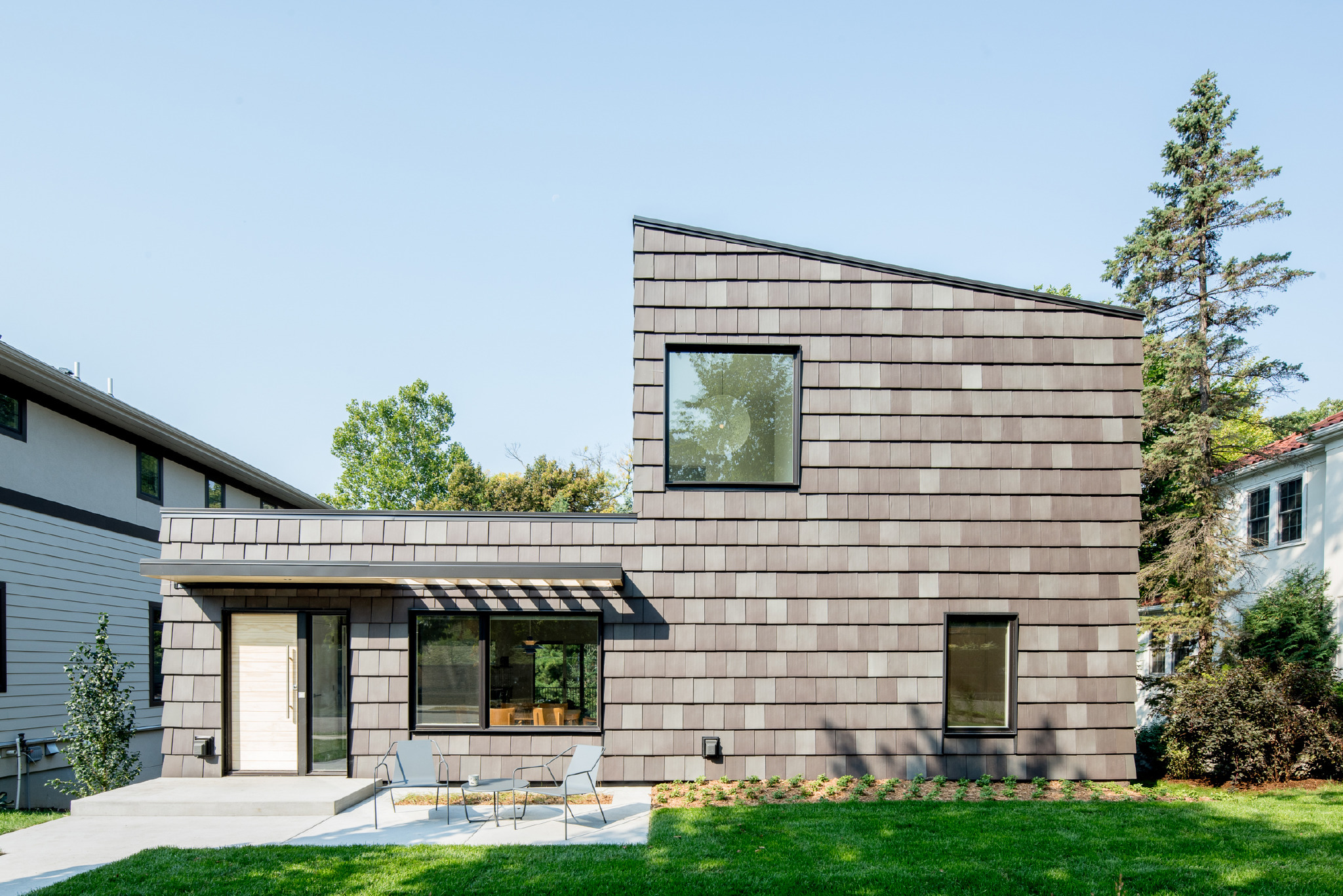 Photo of a home designed by Christian Dean Architecture