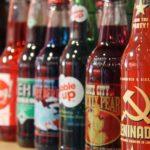 Populuxe retro sodas
