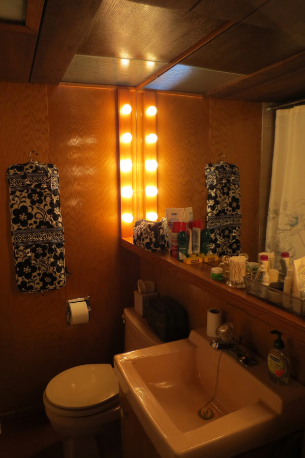 Photo of bathroom prior to renovation by Braden Construction/SALA Architects.