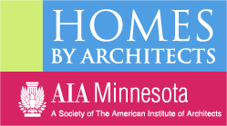 AIA Minnesota Homes by Architects logo