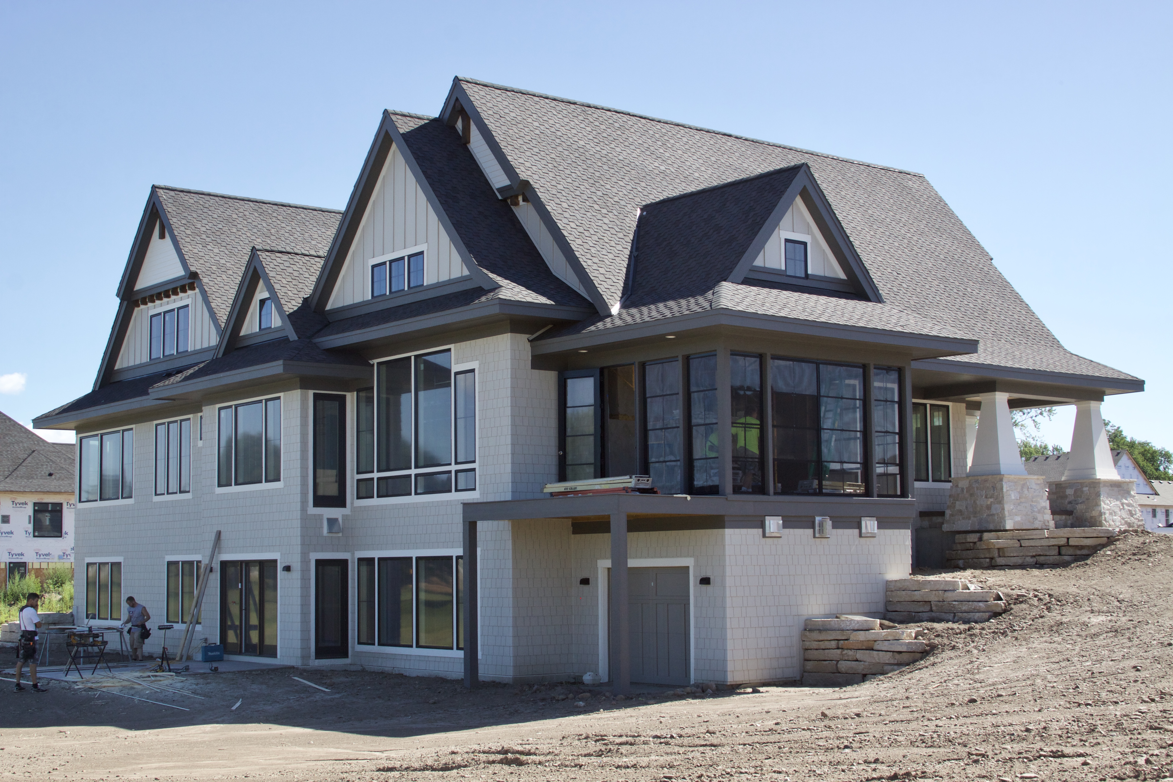 Hartman Homes' modern cottage in Lake Elmo on the 2018 Luxury Home Tour